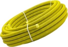 Kabelskyddsrör för mark med draglina
