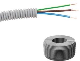 flexslang 16 mm med kabel