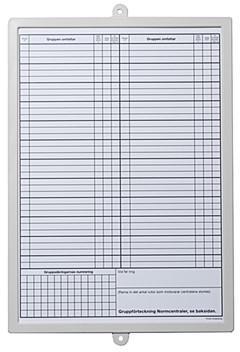 gruppförteckning elcentral pdf