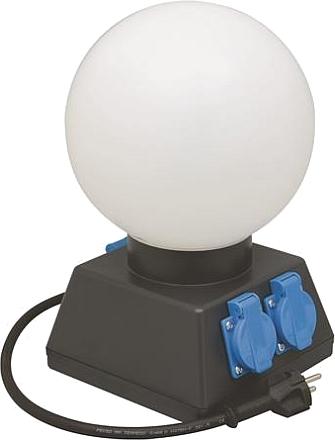 Unika Arbetslampa Kupolen med LED. Rundstrålande arbetsbelysning för KX-95