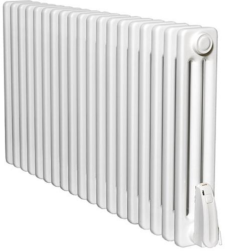 Splitter nya LVI Epok H radiator | Oljefyllda element med bra termostater. OO-51