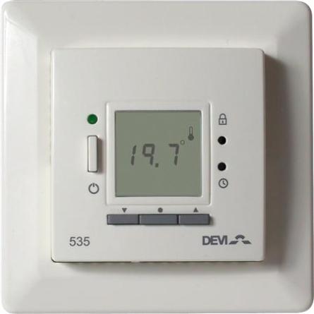 Golvvärme el termostat