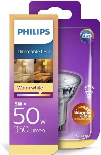 LED gu10 philips