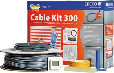 Ebeco cable kit 200 bruksanvisning