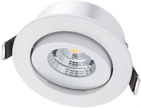 Populära Köp Designlight P-007 LED Spotlight 5W online - ELDIREKT OJ-47