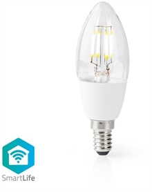Köp LED lampa E14 P45 Top Coated Filament online ELDIREKT