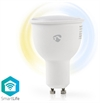 SmartLife LED 4,5W GU10 Dim2Warm (35W)